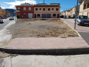 Parcela urbanizable en Bullas