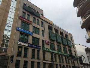Super oficina centrica, amplias terrazas