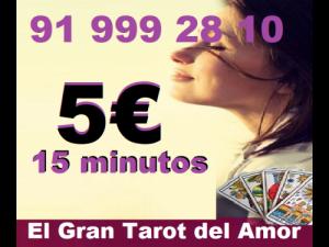 Nuevo Tarot 8 euros los 30 minutos
