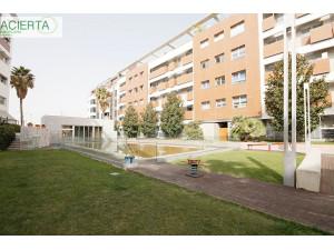 Atención piso en campus de la salud