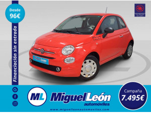 Fiat 500 1.2 8V 51kW 69CV POP