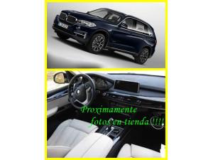 BMW X5 30D 258 CV XDRIVE STEEPTRONIC 7 plazas