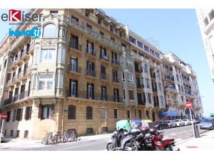 Ekiser alquila piso a estrena centro de Donostia-San Se...