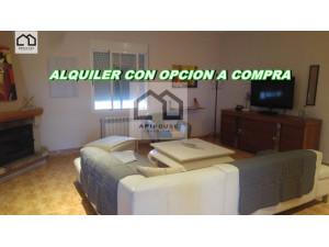 APIHOUSE ALQUILA CON OPCION A COMPRA CHALET INDIVIDUAL ...