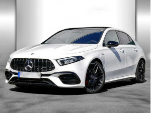 Mercedes Clase A 45 AMG S