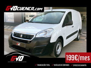 Peugeot Partner FURGON 1.6 HDI 90 CV