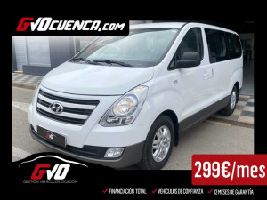 Hyundai H-1 Travel 2.5 CRDI 136 CV TECNO 8 PLAZAS