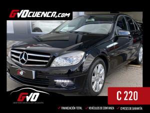 Mercedes Clase C 200 CDI 2.2 136 CV