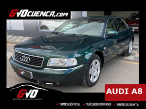 Audi A8 2.5 TDI 180 CV QUATTRO AUT.