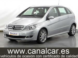 Mercedes-benz B 200 PAQ SPORT