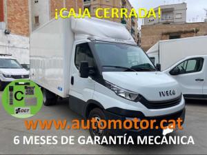 Iveco Daily Furgón 35C14 - GARANTIA MECANICA