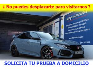 Honda Civic Type R 2.0 IV-TEC Turbo 320Cv