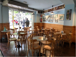 Traspaso Cafetería Panadería Degustación Esquinero e...