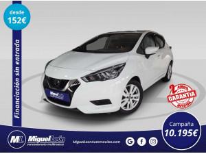 Nissan Micra IGT 74 KW 100CV E6D Acenta