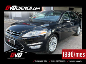 Ford Mondeo 2.0 TDCI 140 CV TITANIUM
