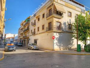 Piso con plaza de garaje en Andújar.
