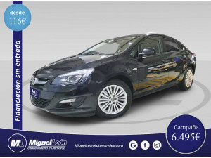 Opel Astra 1.6 CDTi SS 136CV Excellence
