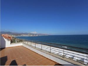 Dúplex en Paseo Marítimo Oeste-Pacífico, Málaga