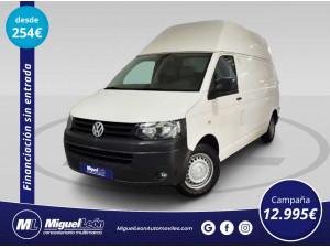 Volkswagen Transporter Furgon PRO Corto TN 2.0 TDI BMT ...