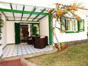 Se alquila bungalow de dos dormitorios en Maspalomas