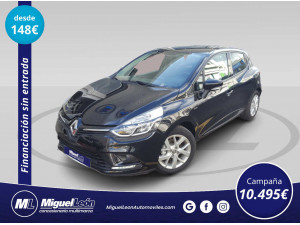 Renault Clio Limited TCe 66kW 90CV 18