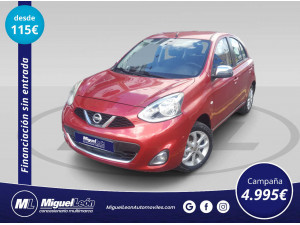 Nissan Micra 5p 1.2G 80CV NARU EDITION