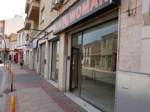 Local el Palmar C/ Lorca nº 61.