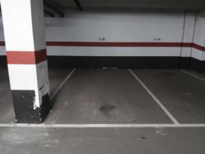 Garaje en Avda. Llombo - Ontinyent