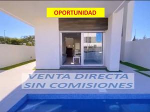 Casa-Chalet de Obra Nueva en Venta en Daya Vieja Alican...