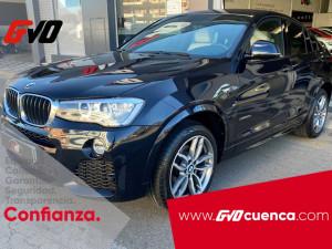 BMW X4 20D 190 CV XDRIVE