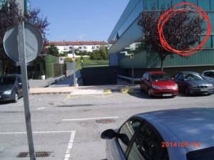 Zizur Mayor (Edificio Bidekoa): Plaza de garaje en vent...