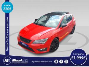 Seat Leon 1.4 TSI 110kW 150CV ACT StSp FR