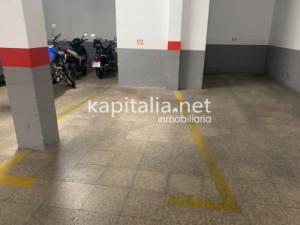plaza de parking en alquiler calle Padre Fullana nº 10...