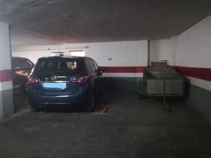 Parking en Valencia