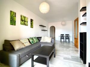 Piso en el centro de Fuengirola- 2 dormitorios, terraza...