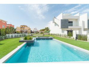 Nuevo conjunto residencial en Los Balcones (Torrevieja)