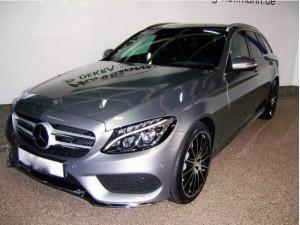 Mercedes Clase C 250 CDI ESTATE AMG
