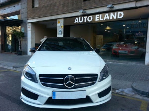 Mercedes Clase A 200 CDI AMG