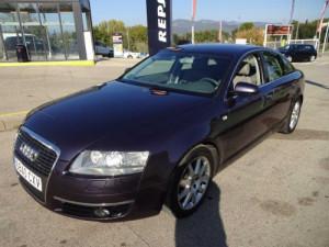 Audi A6 3.2 FSI - 255CV GASOLINA
