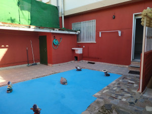 Adosado  con Jardin en alquiler en calle Cristobal Oudr...