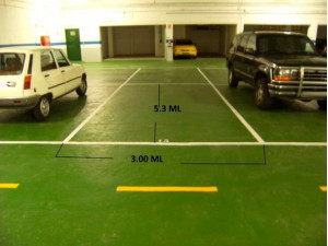 Urbis te ofrece una estupenda plaza de garaje en zona V...