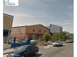 NAVE EN CASARRUBIOS DEL MONTE (TOLEDO), POLIGONO INDUST...